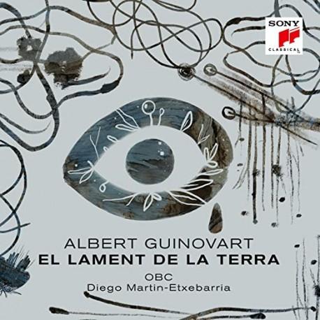 """Albert Guinovart """" El lament de la terra """""""
