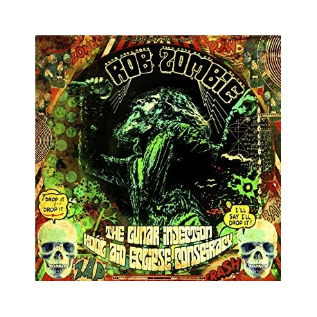 "Rob Zombie "" The lunar injection kool aid eclipse conspirancy """