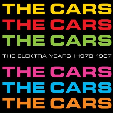 "The Cars "" The Elektra years 1978-1987 """