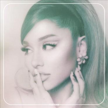 "Ariana Grande "" Positions """