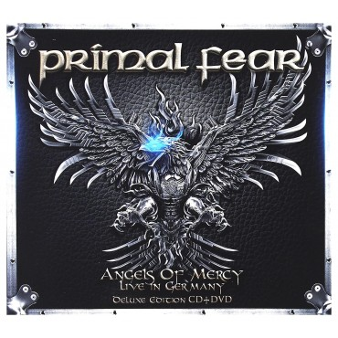"Primal Fear "" Angels of mercy: Live in Germany """