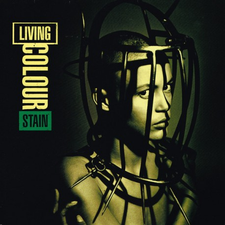 """Living Colour """" Stain """""""