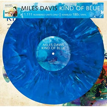 "Miles Davis "" Kind of blue """
