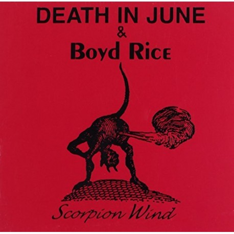 "Death In June "" Scorpion wind """