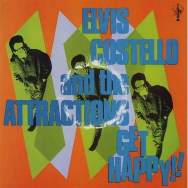 "Elvis Costello "" Get happy """
