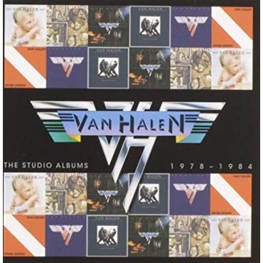 """Van Halen """" The studio albums 1978-1984 """""""