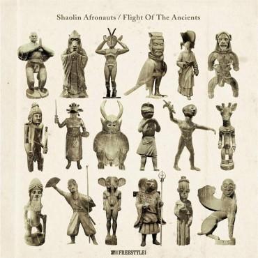 "The Shaolin Afronauts "" Flight of the ancients """