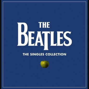 """The Beatles """" The singles collection """""""