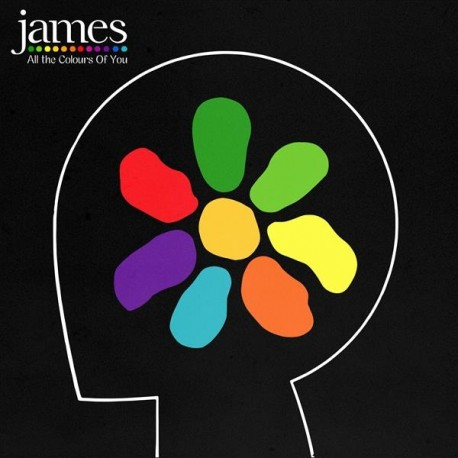 """James """" All the colours of you """""""