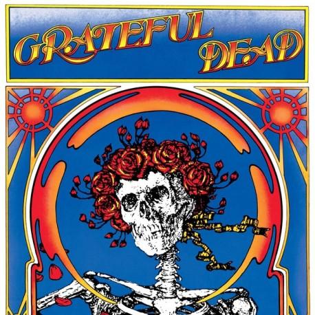 "Grateful Dead "" Skull & Roses """
