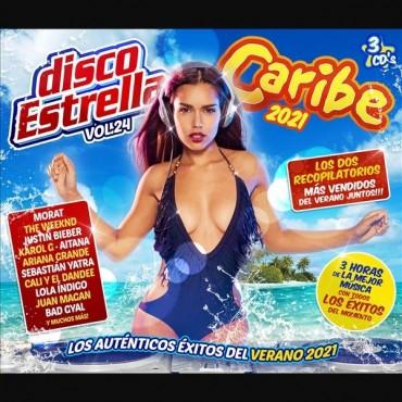 Caribe 2021/Disco Estrella vol.24 V/A