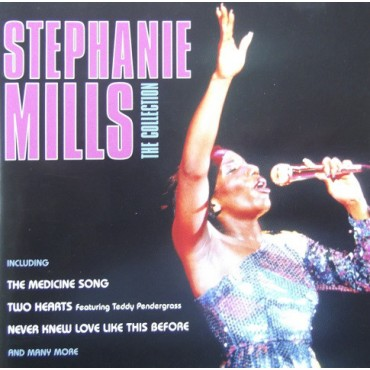 """Stephanie Mills """" Collection """""""