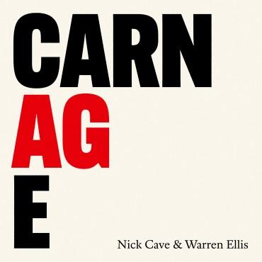 "Nick Cave & Warren Ellis "" Carnage """