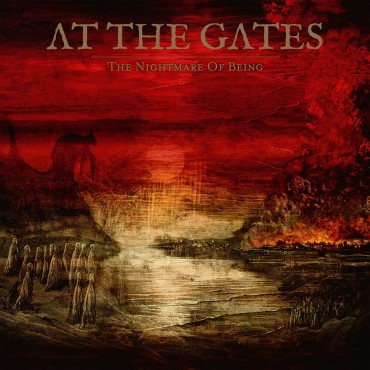 """At the gates """" The nightmare of being """""""