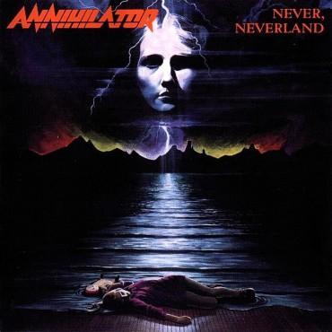 """Annihilator """" Never, neverland """""""