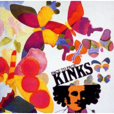 """The Kinks """" Face to face """""""