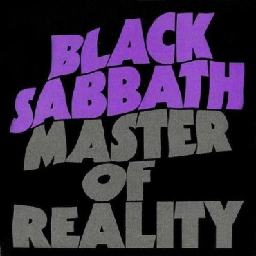 "Black Sabbath "" Master of reality """