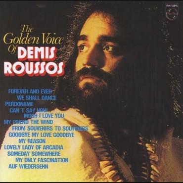 """Demis Roussos """" Golden voice of Demis Roussos """""""