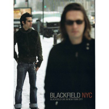 "Blackfield "" NYC: Blackfield Live in New York City """