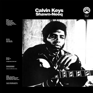 """Calvin Keys """" Shawn-Neeq """""""