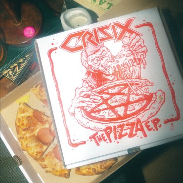 """Crisix """" The pizza EP """""""