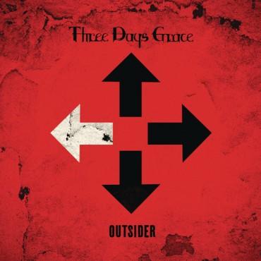 "Three days grace "" Outsider """