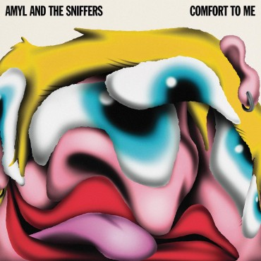 """Amyl & The Sniffers """" Comfort to me """""""