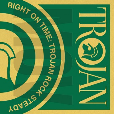 "Right On Time-Trojan Rock Steady V/A """