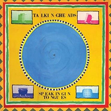 """Talking Heads """" Speaking in tongues """""""