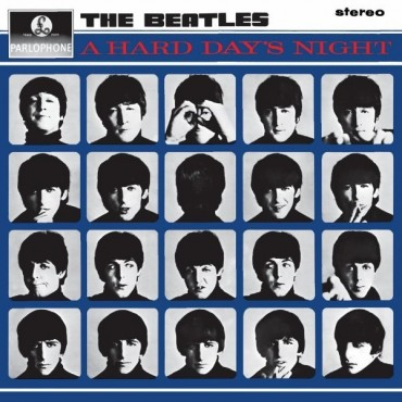 """Beatles """" A hard day's night """""""