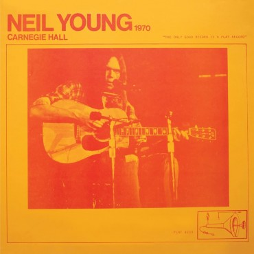 """Neil Young """" Carnegie Hall 1970 """""""