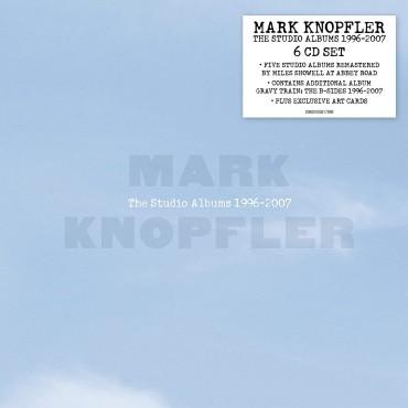 "Mark Knopfler "" The studio albums 1996-2007 """