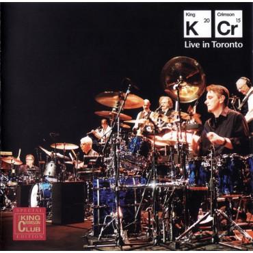 """King Crimson """" Live in Toronto-November 20th 2015 """""""