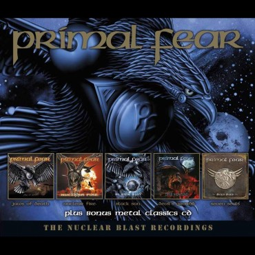 """Primal Fear """" The Nuclear Blast recordings """""""