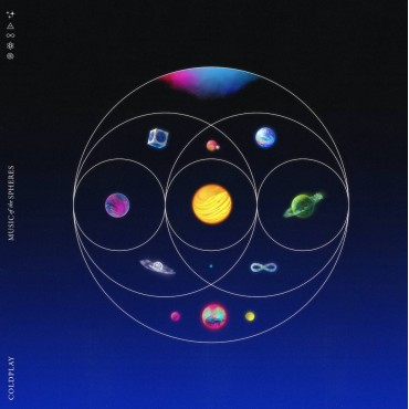 """Coldplay """" Music of the spheres """""""