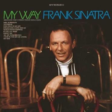 """Frank Sinatra """" My way """""""