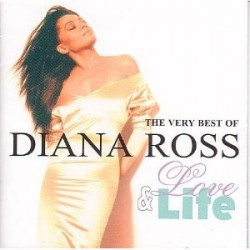 "Diana Ross "" Life & Love-The very best of """