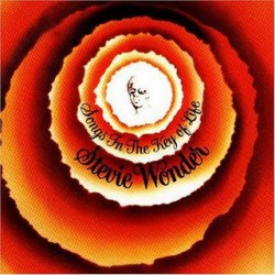 "Stevie Wonder "" Songs in the key of life """