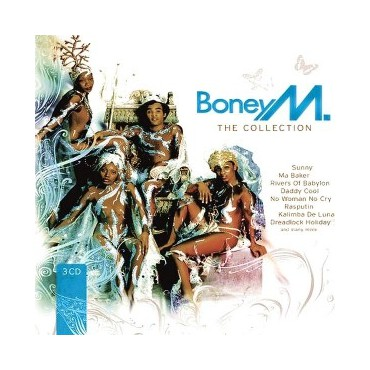 "Boney M "" The Collection """