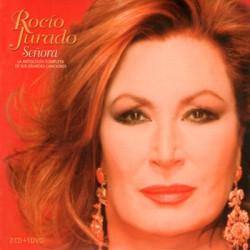 """Rocío Jurado """" Señora-La antología completa de sus grandes canciones """""""