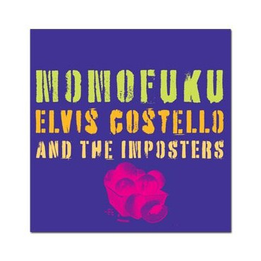 "Elvis Costello & and the Imposters "" Momofuku """
