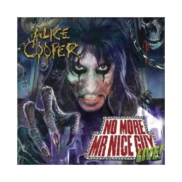 "Alice Cooper "" No more Mr nice guy Live!: Alexandra Palace "" """
