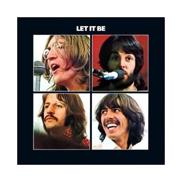 "Beatles "" Let it be """