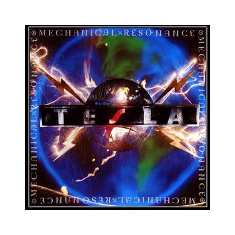 """Tesla """" Mechanical resonance """""""