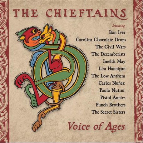 """The Chieftains """" Voice of ages """""""