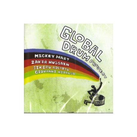 "Mickey Hart & Zakir Hussain "" Global drum project """