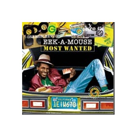 """Eek-A-Mouse """" Most Wanted """""""
