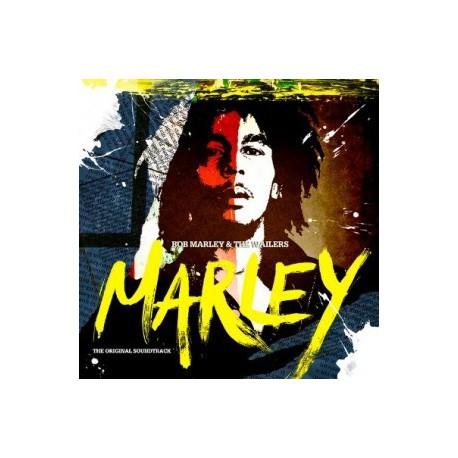 "Bob Marley & The Wailers "" Marley-The Original Soundtrack """