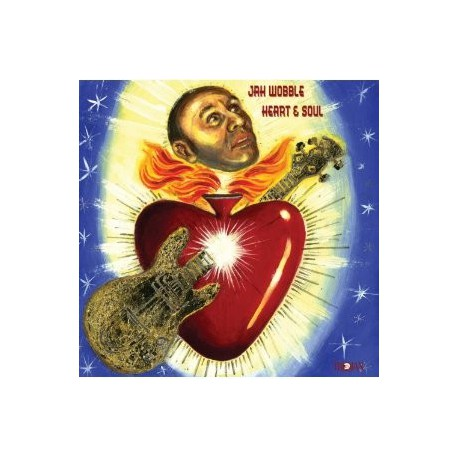"""Jah Wobble """" Heart & Soul """""""
