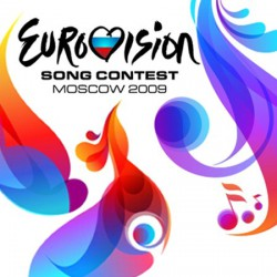 Eurovision song contest Moscow 2009 V/A